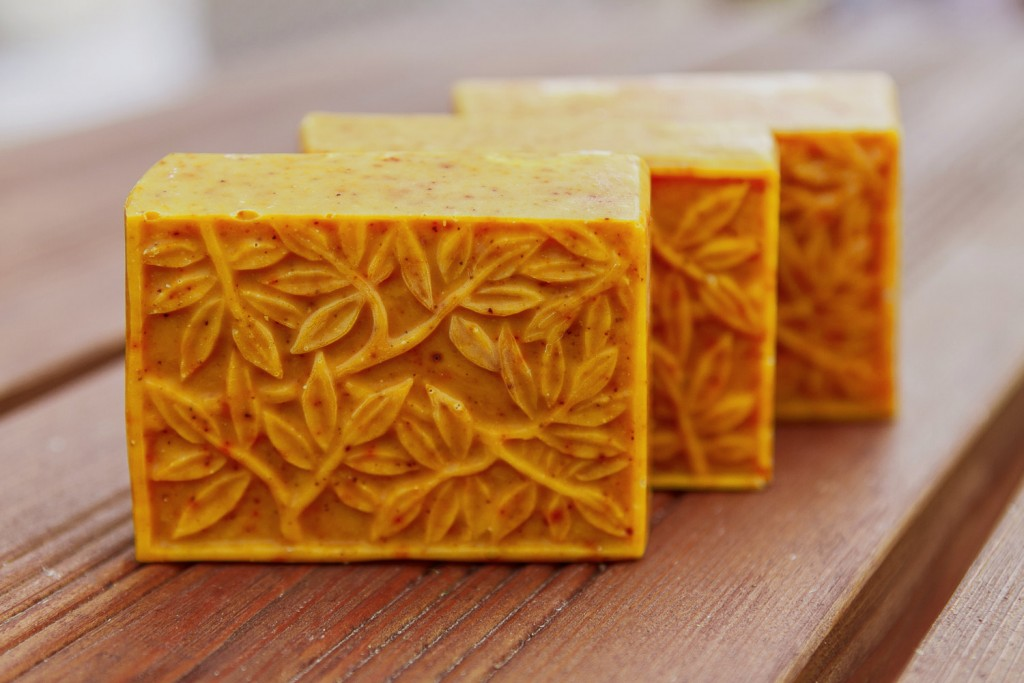 Eucalyptus & Orange Handmade Soap