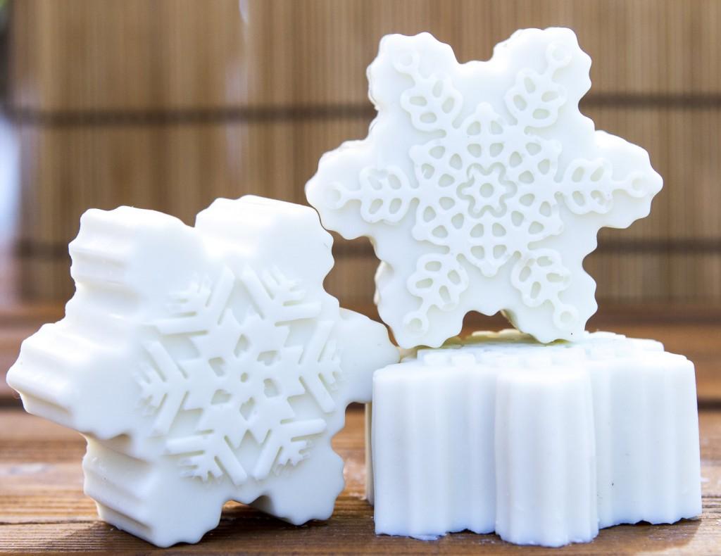 Christmas Handmade Soap